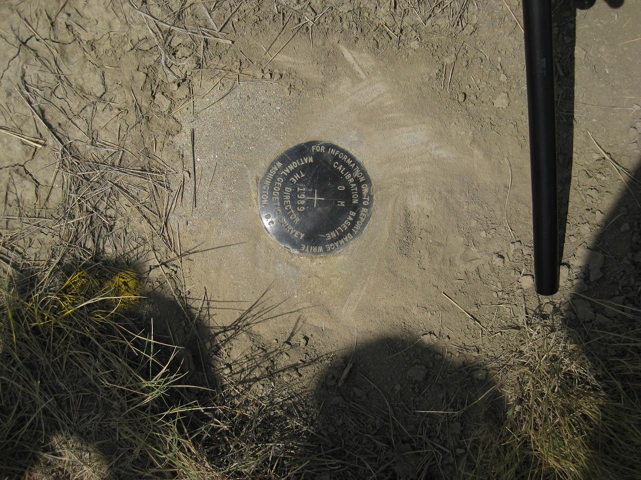 GPS Field Campaign, Rio Grande Rift Project, Eastern Colorado, July 2008<br /> <br /> Limon Airport 39.2684, -103.664