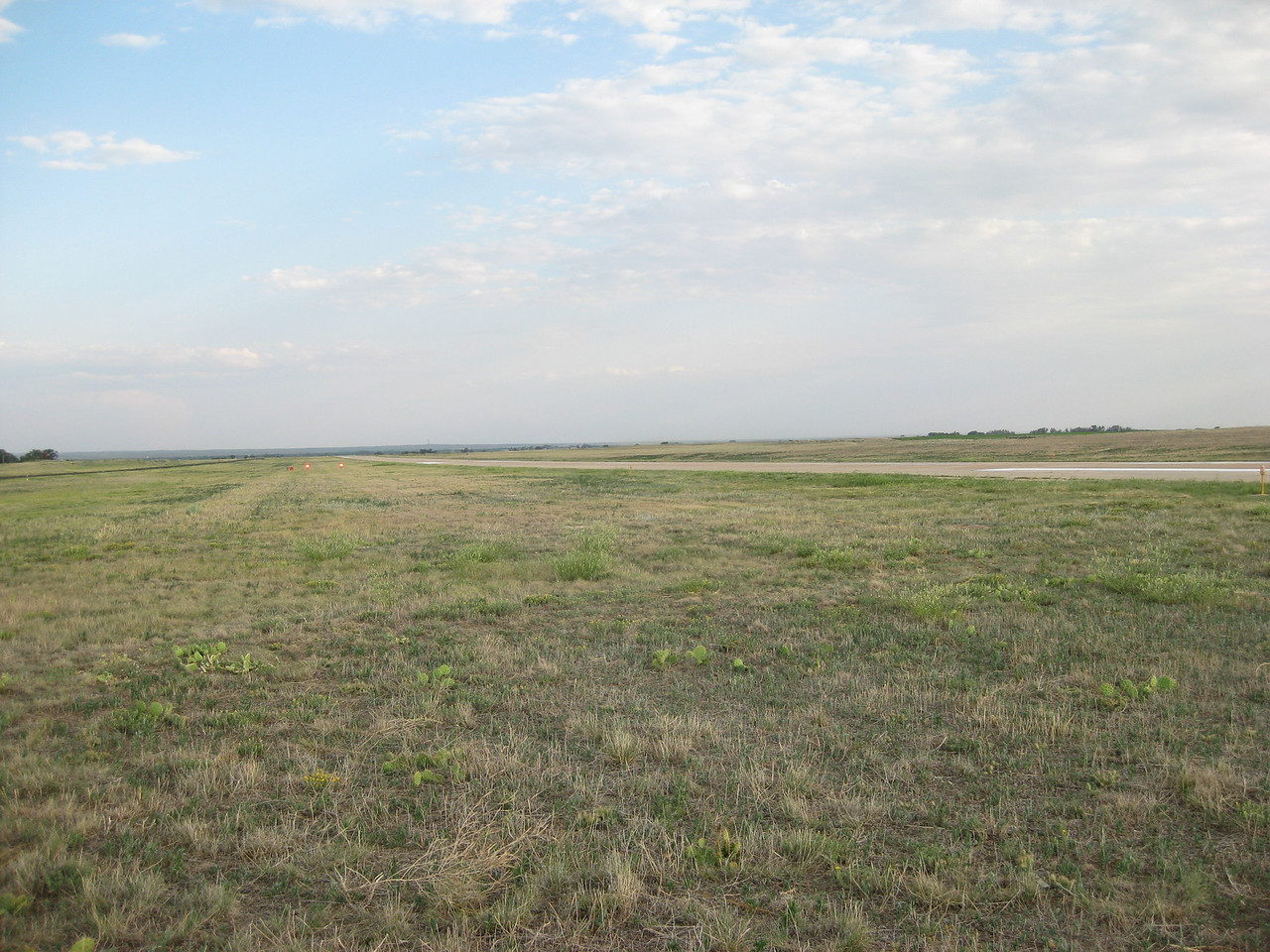 GPS Field Campaign, Rio Grande Rift Project, Eastern Colorado, July 2008<br /> <br /> Sterling Airport 40.6216, -103.267