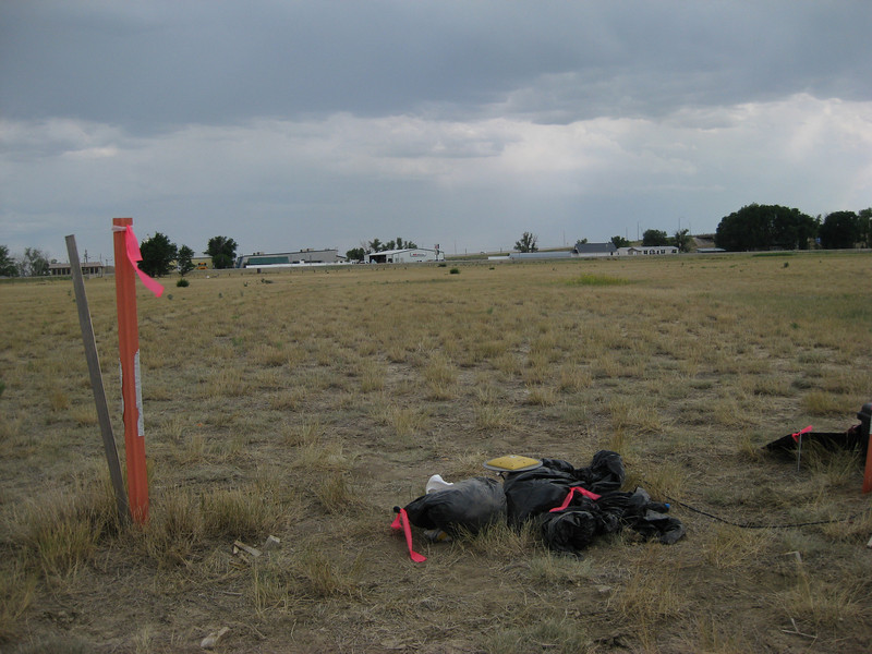 GPS Field Campaign, Rio Grande Rift Project, Eastern Colorado, July 2008<br /> <br /> Limon Airport 39.2684, -103.664