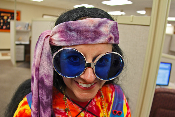 Halloween at Work 2011