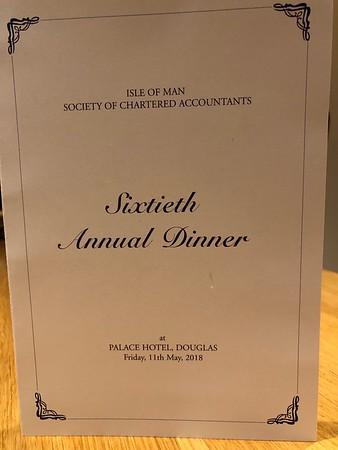 IOMSCA 60th Annual Dinner