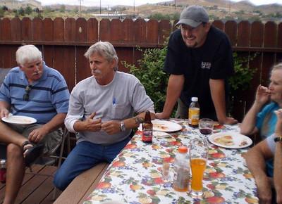 Brian Shurtleff, Bill Thompson, Adriaan Gilis, Theresa Humble