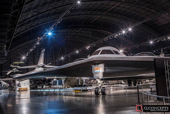 United States Air Force National Museum, Ohio
