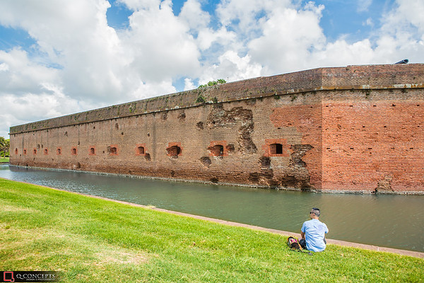Fort Pulaski National Monument, Georgia