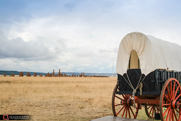 Fort Union National Monument, New Mexico