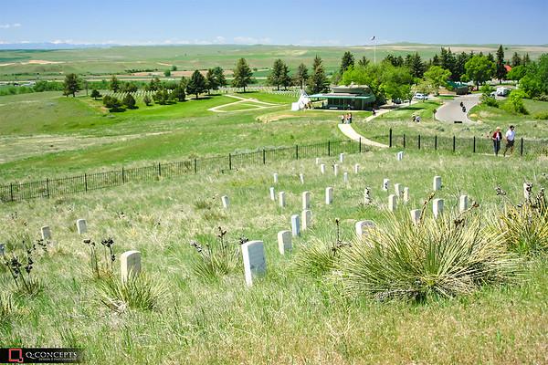 Little Big Horn National Monument, Montana