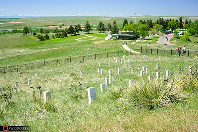 Little Big Horn National Monument, Montana
