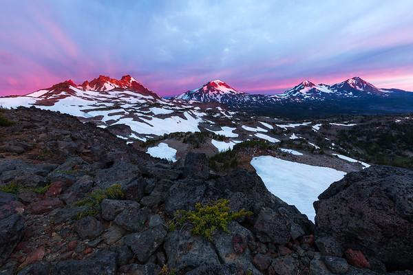 Cascade Sunrise