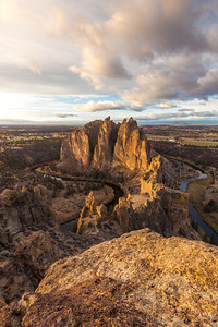 Smith Rock Sunrise