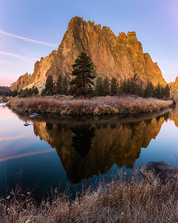 Smith Rock Vertical Panorama