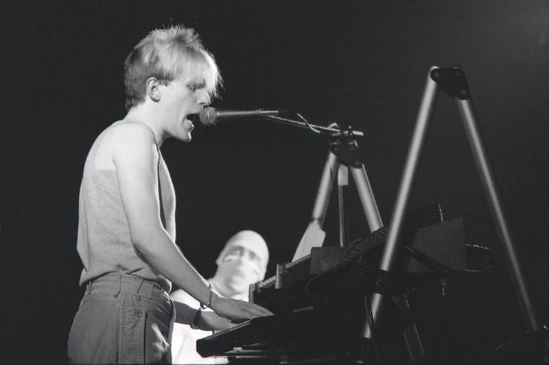Howard Jones - Friars 5th March 1983