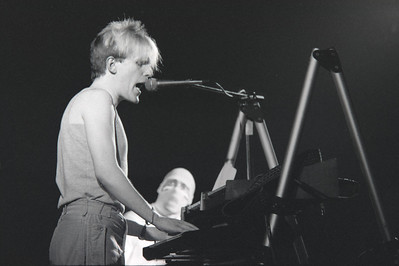 Howard Jones - Friars 5th March 1983
