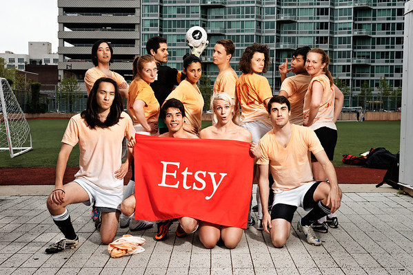 Etsy FC for NYC Footy