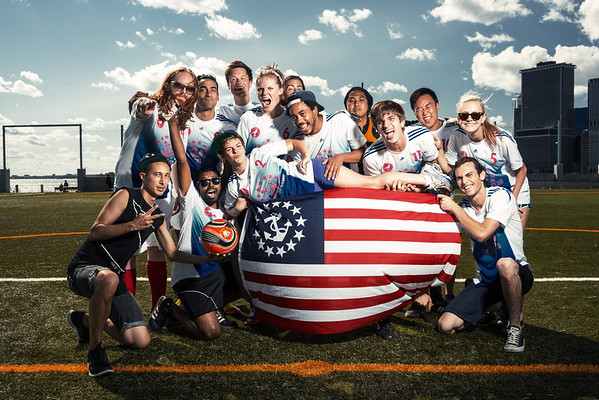 The Yacht Club FC for NYC Footy