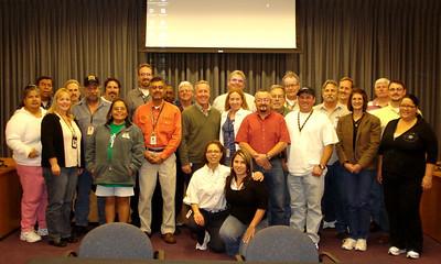 Nevada Border Supervisor Meeting 2008