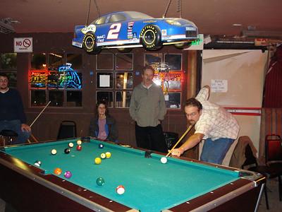 Buffet at Stoney Inn