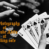 "Exhibition 2009 at Fireking cafe<br /> ""The Photography of Daisuke Akita"""
