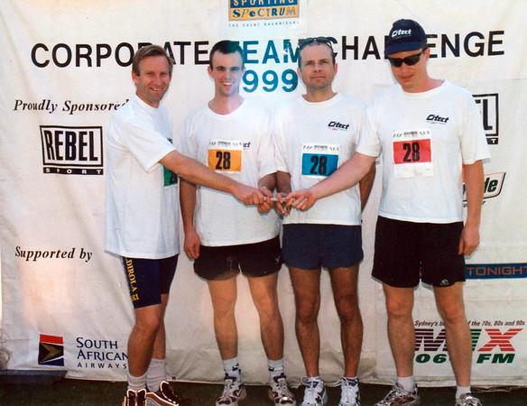 Corporate Team Challenge, 1999