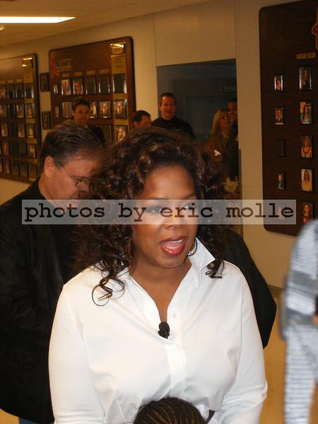 Oprah photo from Matt Russell