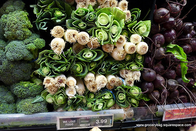 How beautiful can leeks for sale look?