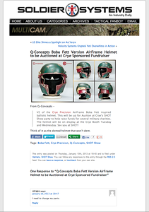 Soldier Systems Daily   Web