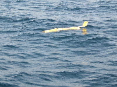 R/V Miss Caroline, Rutgers Glider Recovery, August 15, 2007