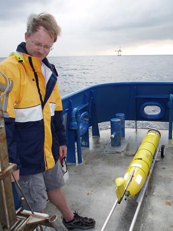 R/V Savannah Cruise July 13-15, 2005