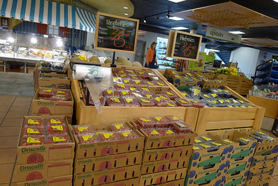 Food Markets To Be Sorted