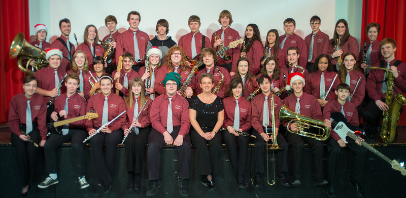 South Carleton High School Band