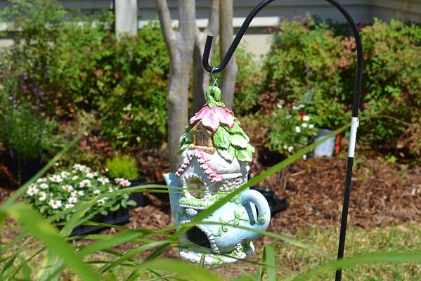 Courtyard Sensory Garden
