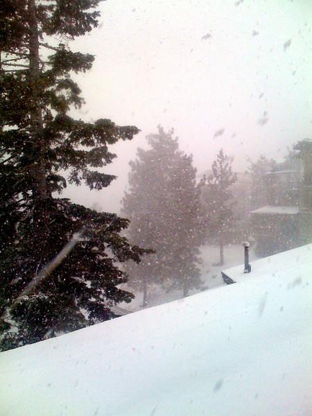 Even more snow!