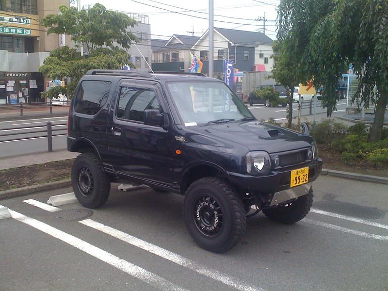 Japanese Kei 4x4