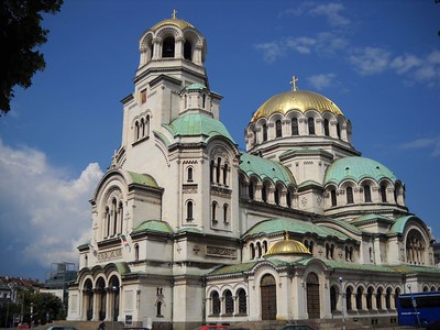 Sofia Bulgaria April 2016
