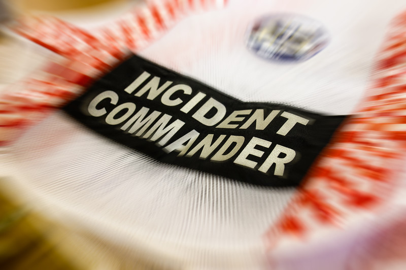 Incident,Commander,Vest,Who,Charge,At,Any,Natural,Or,Man