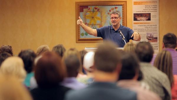 Joe Cross Seminar