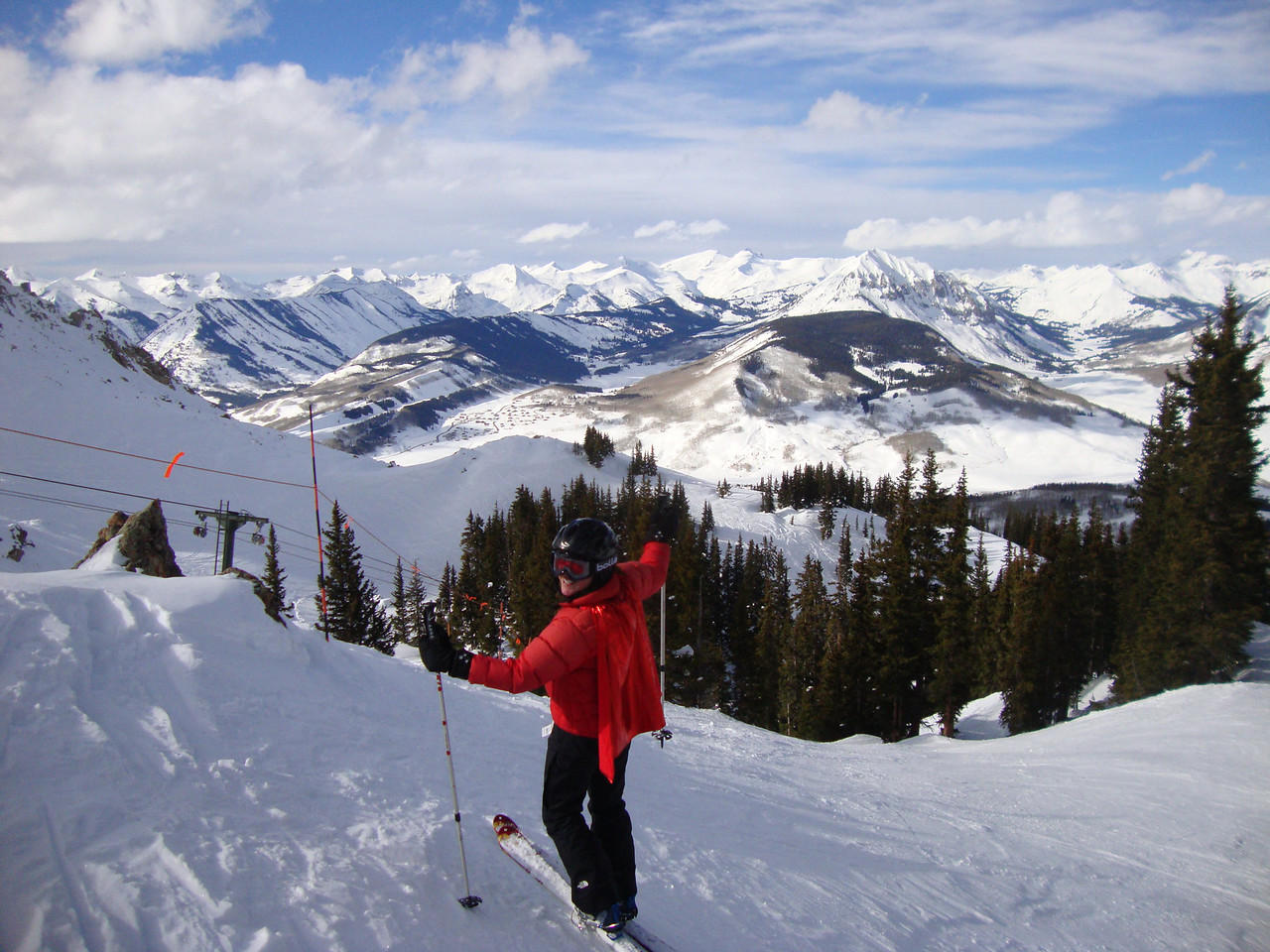 We love Crested Butte!