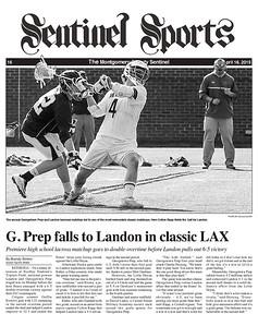Georgetown Prep v Landon Lacrosse