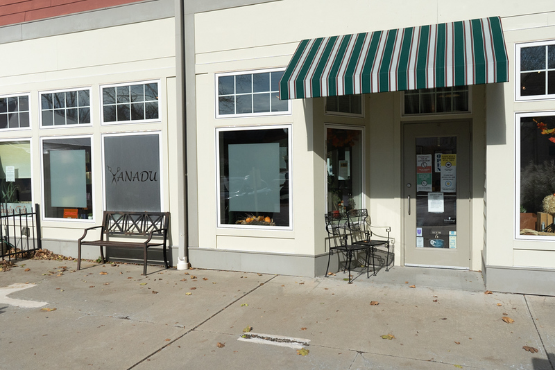 Xanadu Hair Studio is on Montgomery Street in Rhinebeck, New York. Located in a plaza with other local businesses, the salon gets a lot of foot traffic. It is usually so booked up the stylists rarely accept walk-ins.