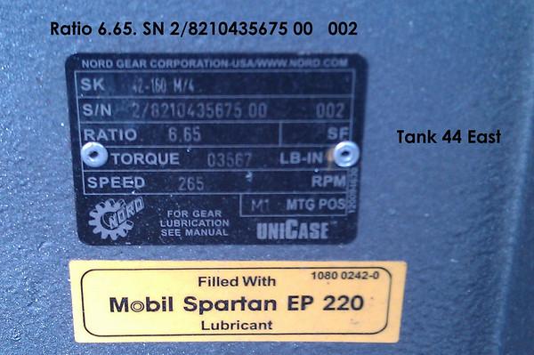 Conoco Tank 44 East