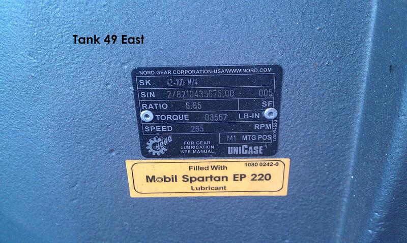 Conoco Tank 49 East