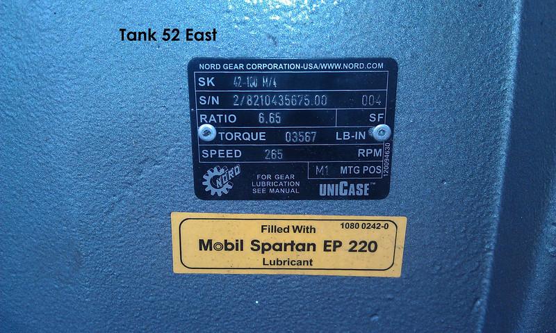 Conoco Tank 52 East