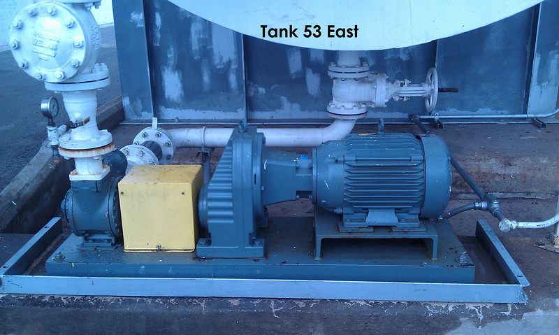Conoco Tank 53 East