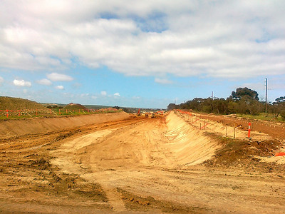 Seaford Rail Extention Project