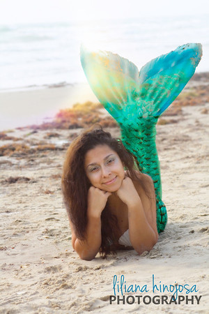 I loved shooting with Liliana. She is great at what she does and knows exactly how to make you feel at ease. I recommend her to everyone. ::))  Brenda de Leon Mermaid Fun at South Padre
