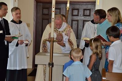 Baptism 6-30-2013