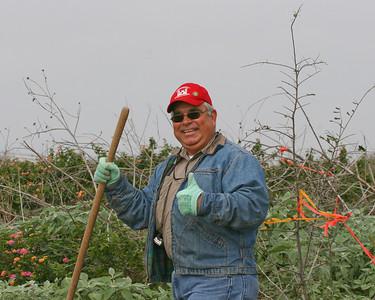 2008 Spring Workday—Volunteers