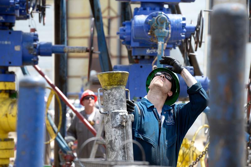 Crestone Peak Resources Fracking
