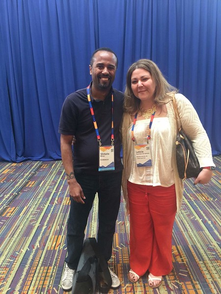 Leticia and Me (WorkHuman 2016)