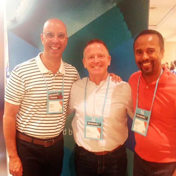 John Baldino_Tim Sackett_Victorio at WorkHuman (06-01-17)