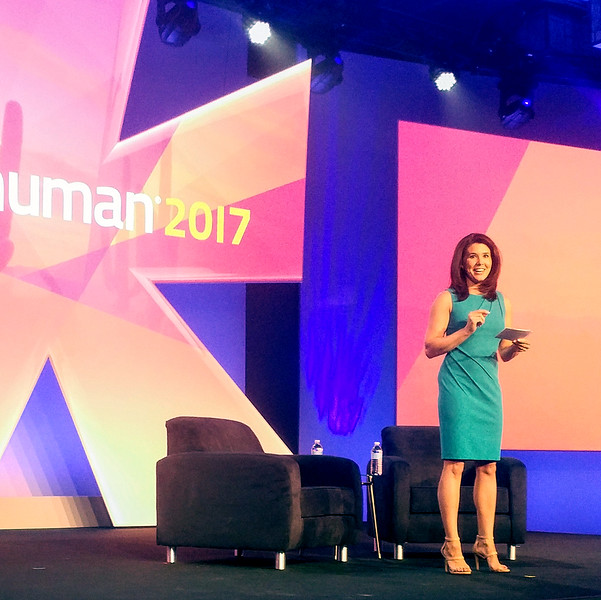 Michele Gielen at WorkHuman (05-31-17)